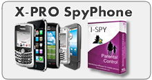 Software spia spyphone X-PRO